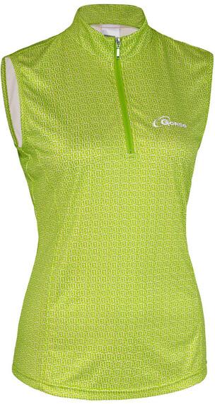 Gonso Ilka Shirt Damen green glow